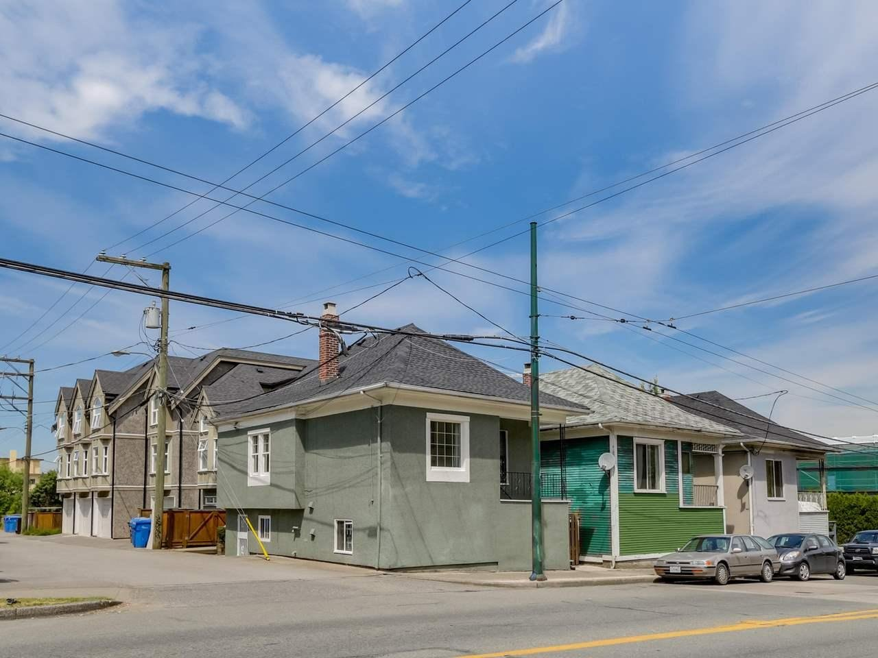 R2079890 - 517 COMMERCIAL DRIVE, Hastings, Vancouver, BC - House/Single Family