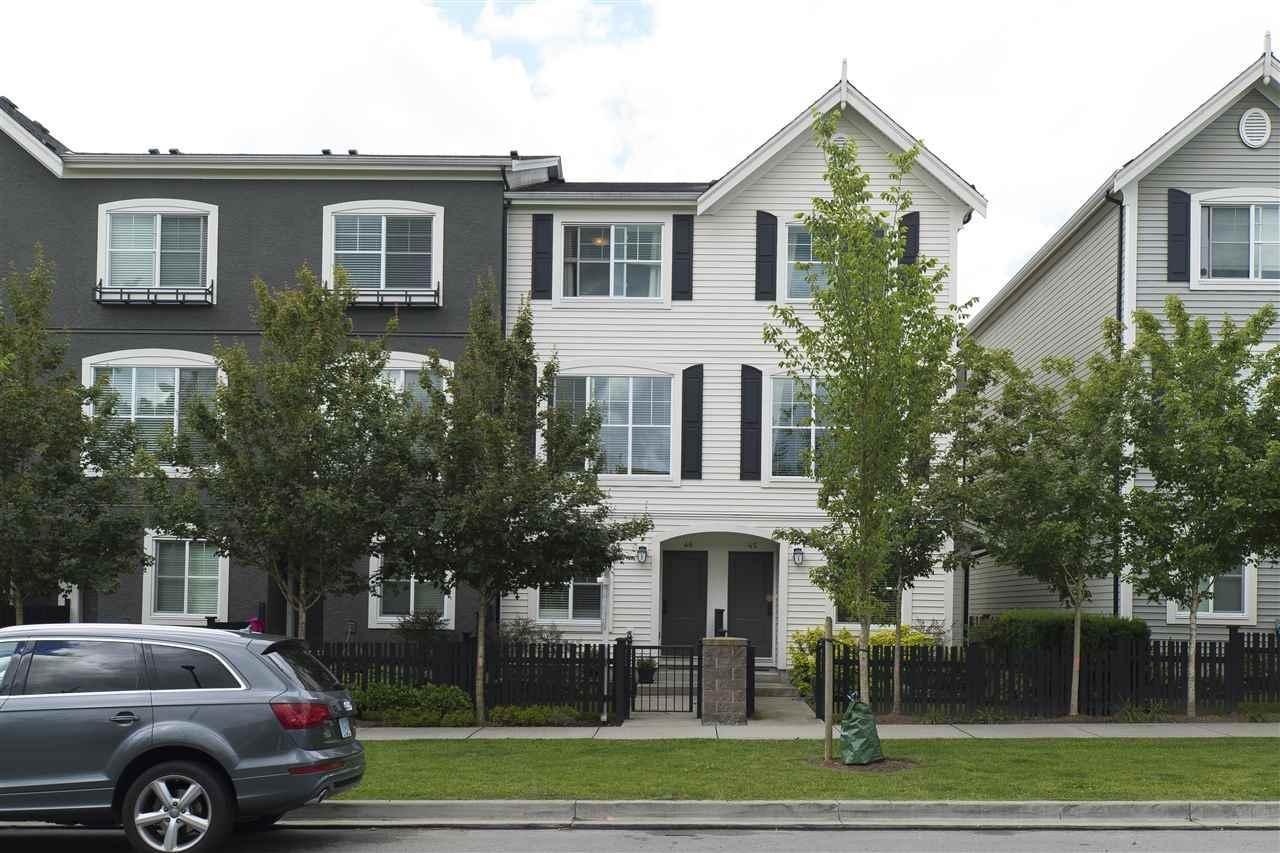 R2079922 - 46 19180 65 AVENUE, Clayton, Surrey, BC - Townhouse