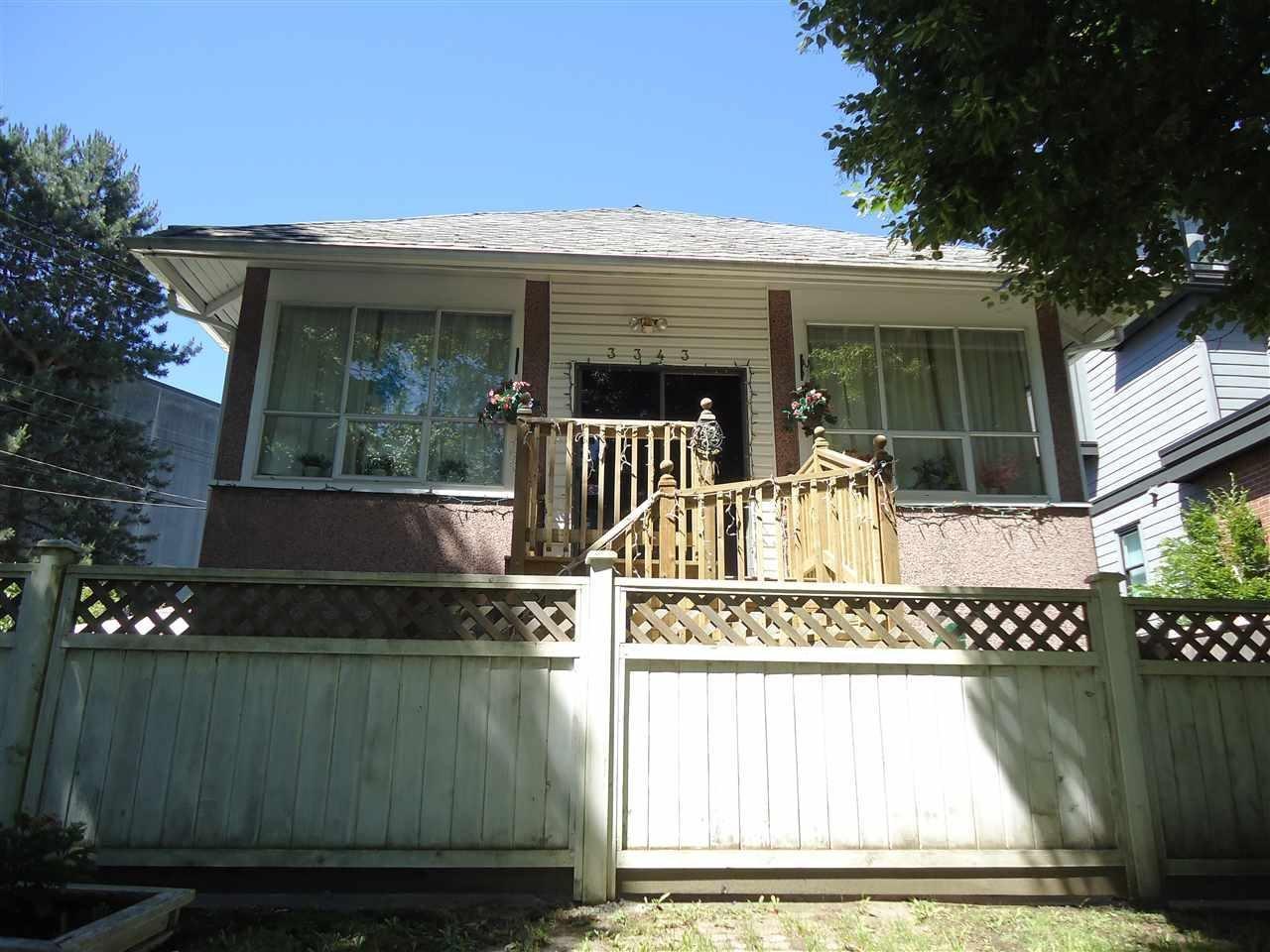 R2080068 - 3343 WINDSOR STREET, Fraser VE, Vancouver, BC - House/Single Family
