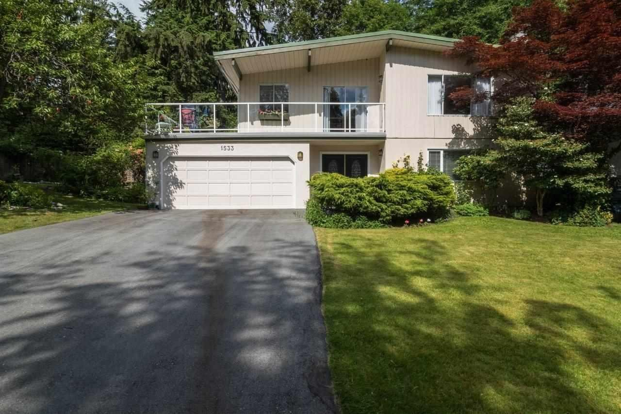 R2080468 - 1533 KILMER PLACE, Lynn Valley, North Vancouver, BC - House/Single Family