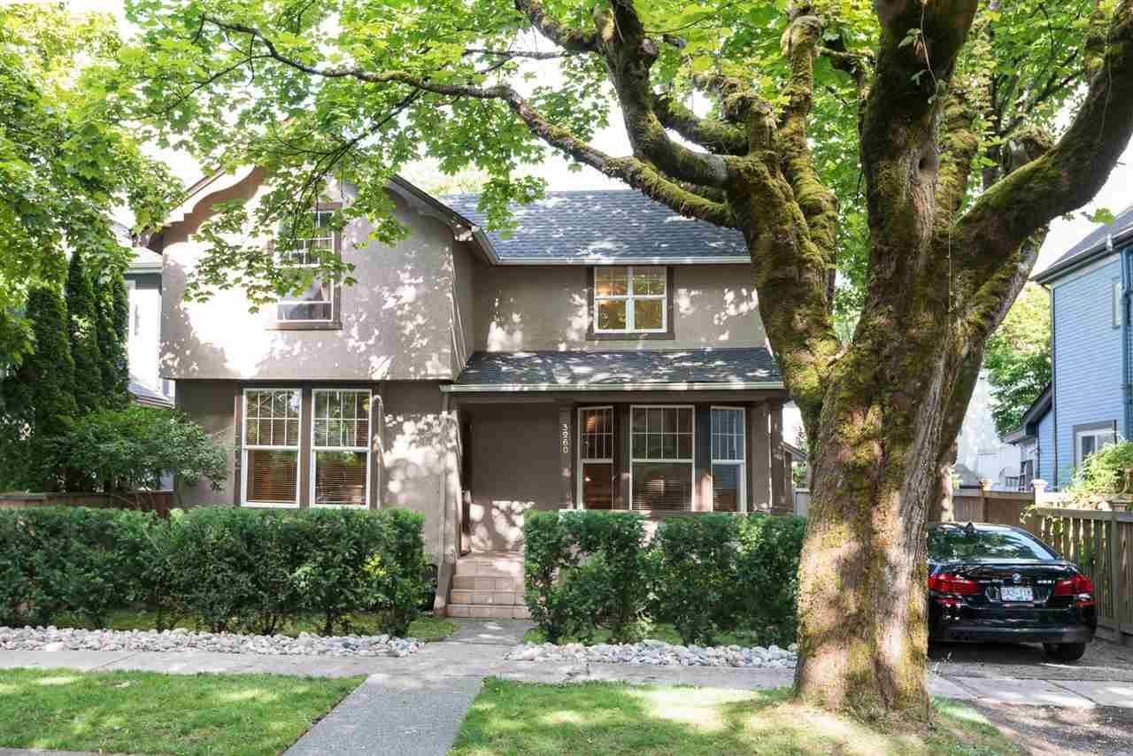 R2080711 - 3260 QUEBEC STREET, Main, Vancouver, BC - House/Single Family