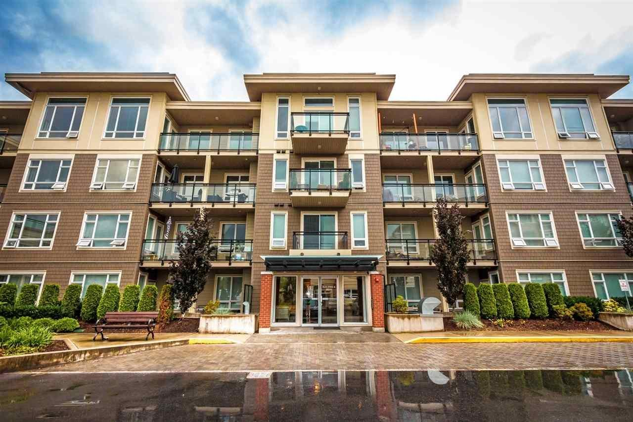R2080875 - A415 20211 66 AVENUE, Willoughby Heights, Langley, BC - Apartment Unit