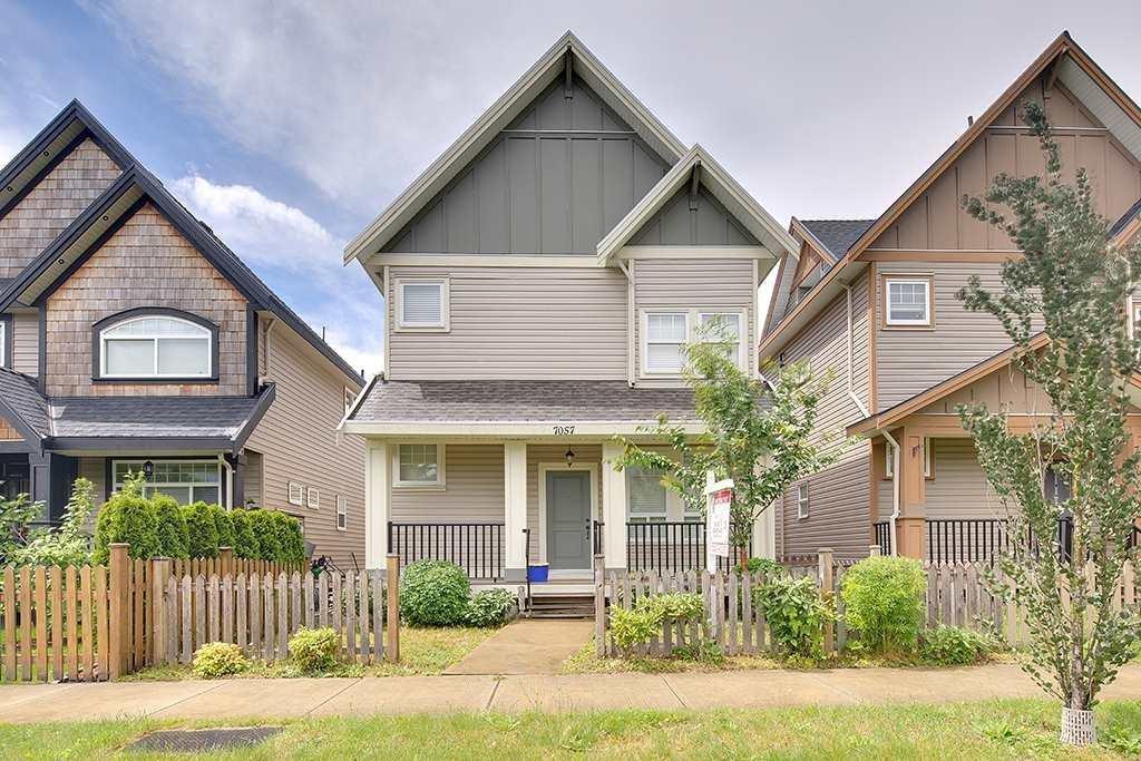 R2080883 - 7057 196 STREET, Clayton, Surrey, BC - House/Single Family