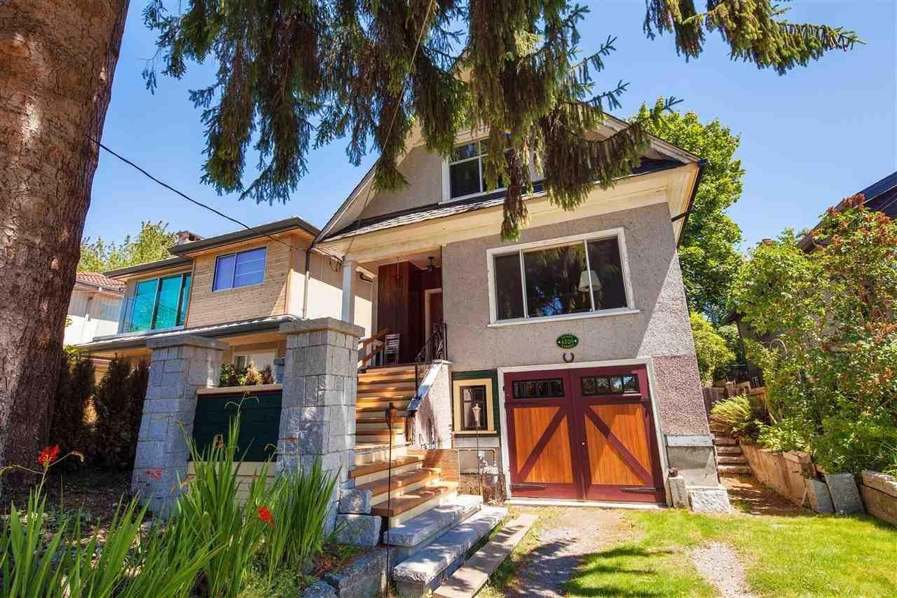 R2081149 - 4520 JAMES STREET, Main, Vancouver, BC - House/Single Family