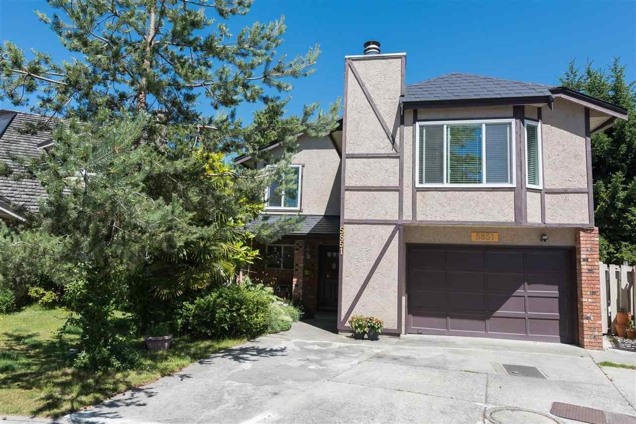 R2081242 - 5851 KOZIER PLACE, Steveston North, Richmond, BC - House/Single Family