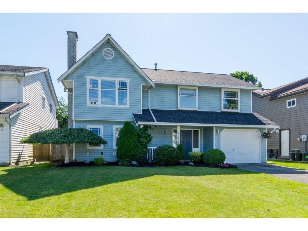 R2081348 - 9468 209B CRESCENT, Walnut Grove, Langley, BC - House/Single Family