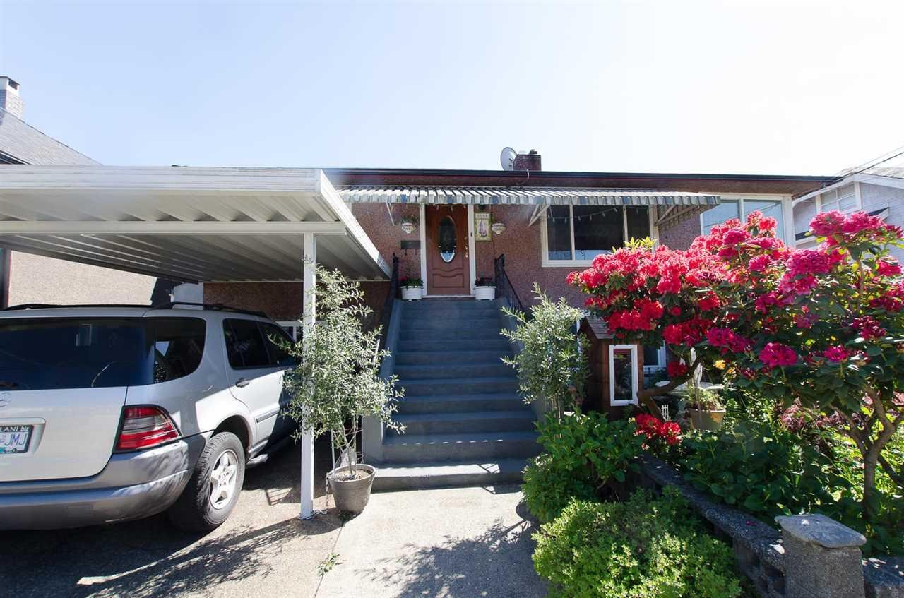 R2081361 - 2144 FERNDALE STREET, Hastings, Vancouver, BC - House/Single Family