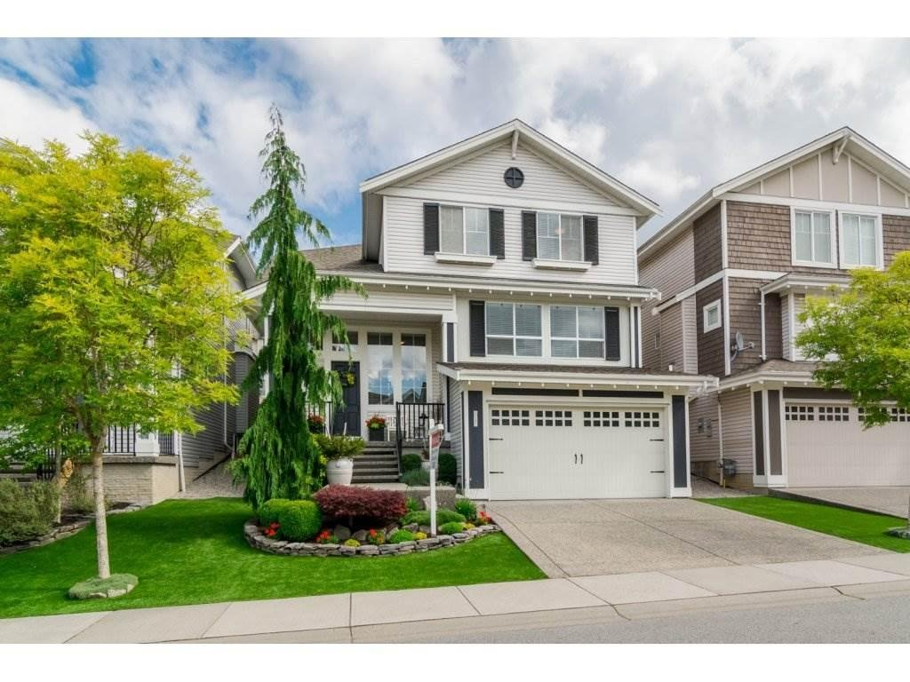 R2081365 - 20141 68A AVENUE, Willoughby Heights, Langley, BC - House/Single Family