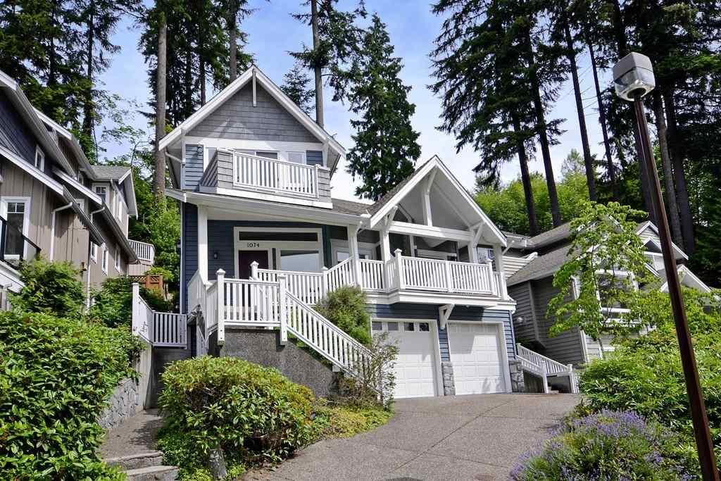 R2081494 - 1074 KILMER ROAD, Lynn Valley, North Vancouver, BC - House/Single Family