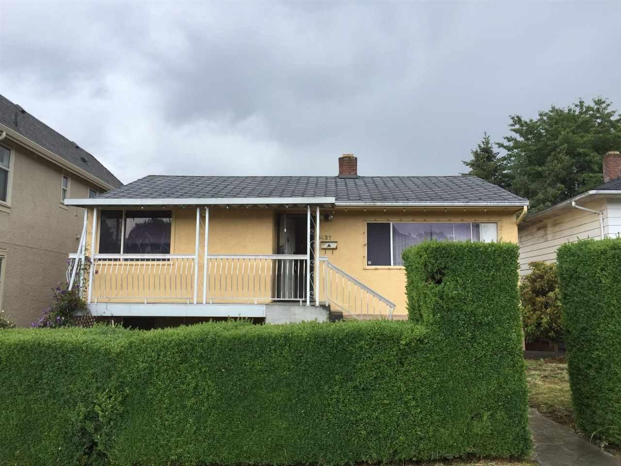 R2081497 - 3437 ANZIO DRIVE, Renfrew Heights, Vancouver, BC - House/Single Family
