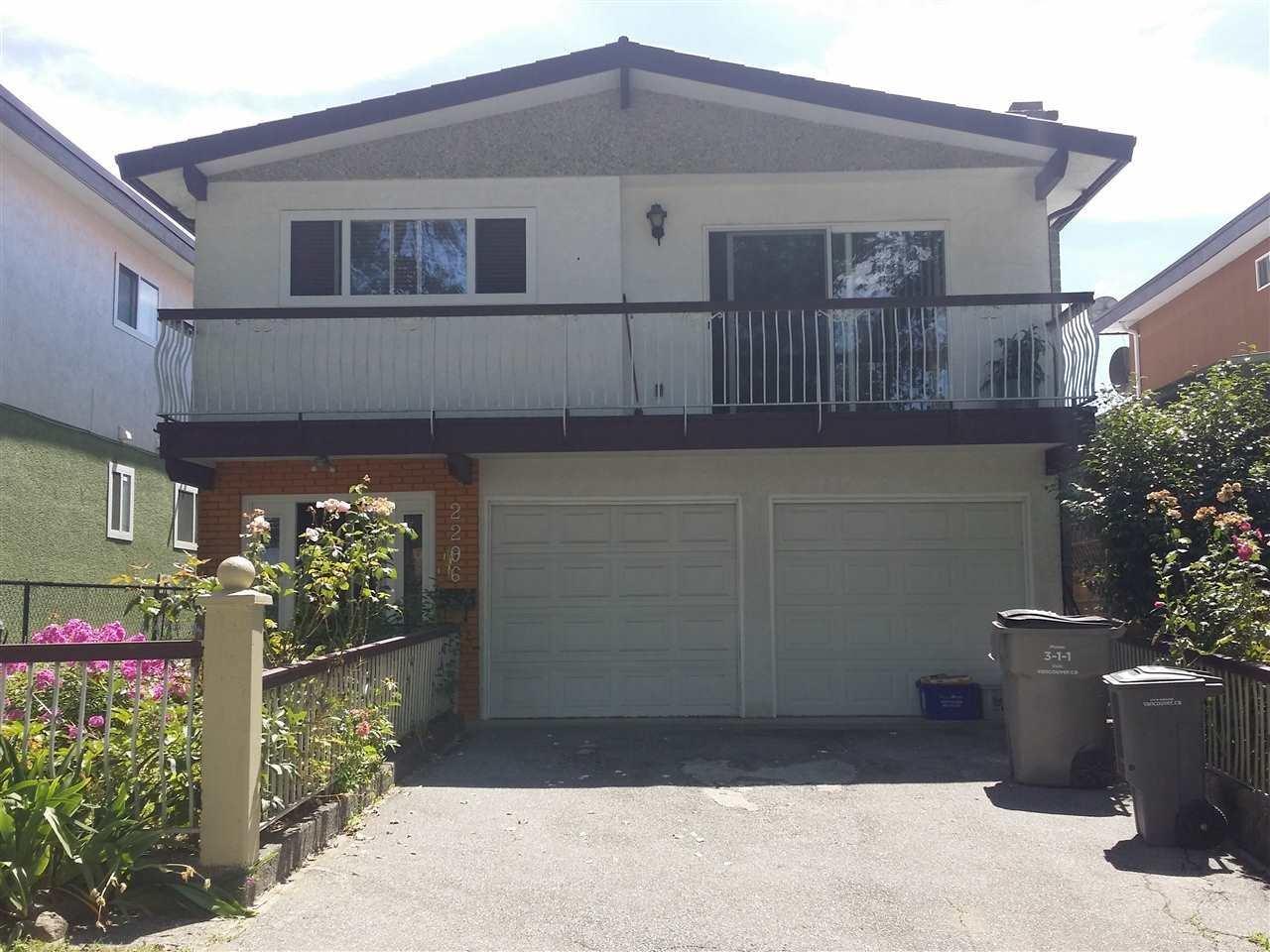 R2081661 - 2296 E 37TH AVENUE, Victoria VE, Vancouver, BC - House/Single Family
