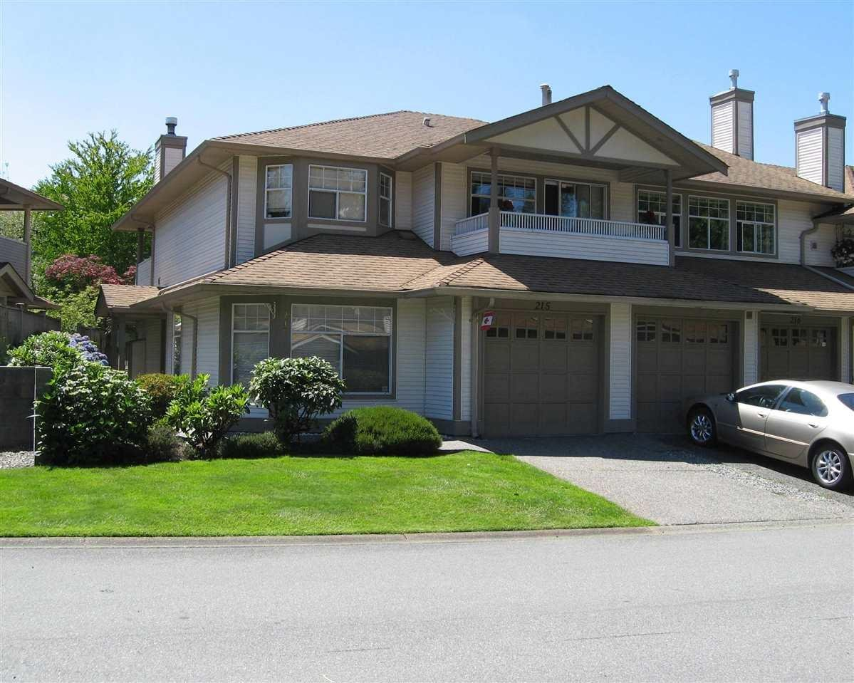 R2081672 - 215 20391 96TH AVENUE, Walnut Grove, Langley, BC - Townhouse