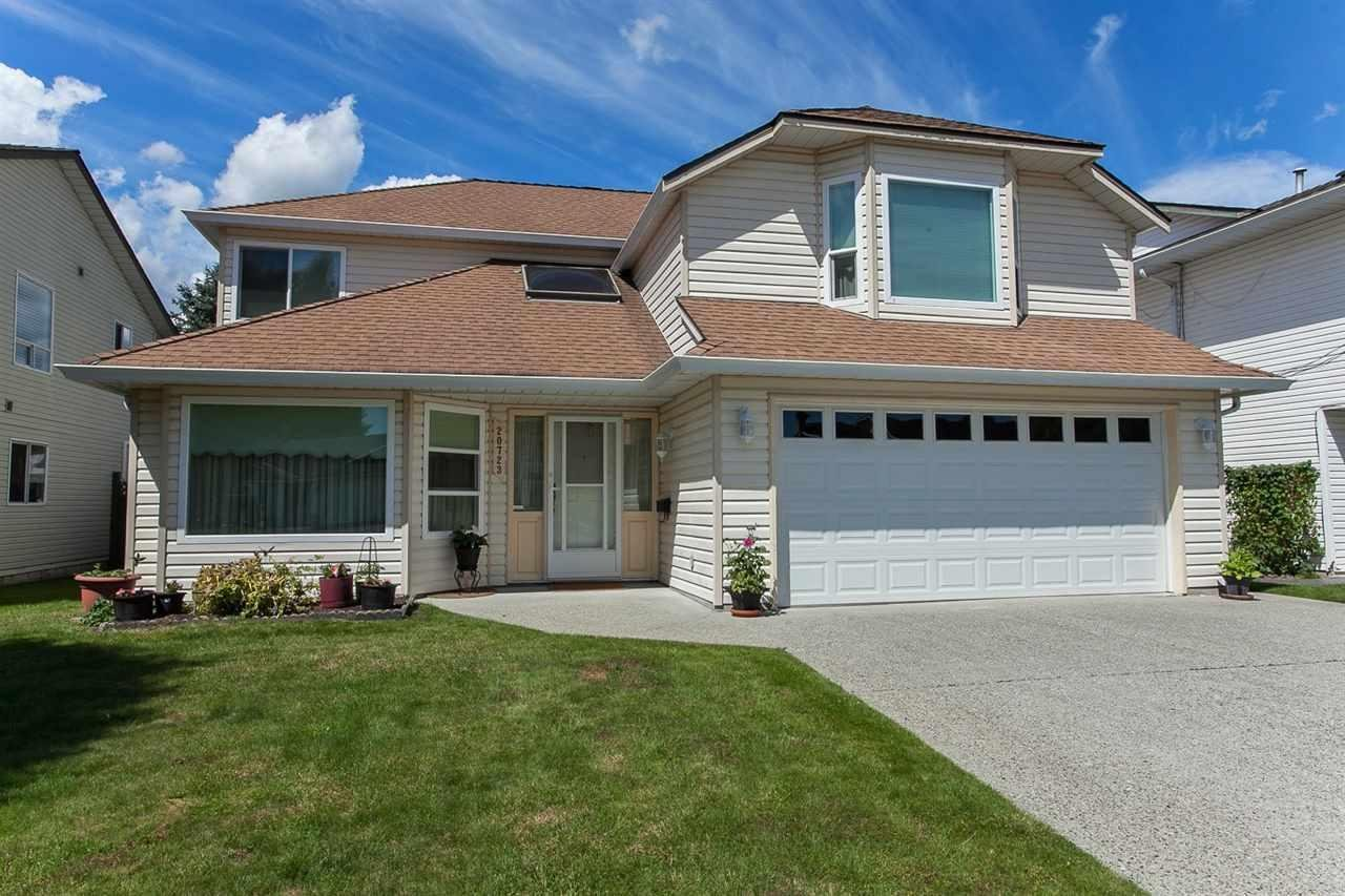 R2081932 - 20723 51A AVENUE, Langley City, Langley, BC - House/Single Family