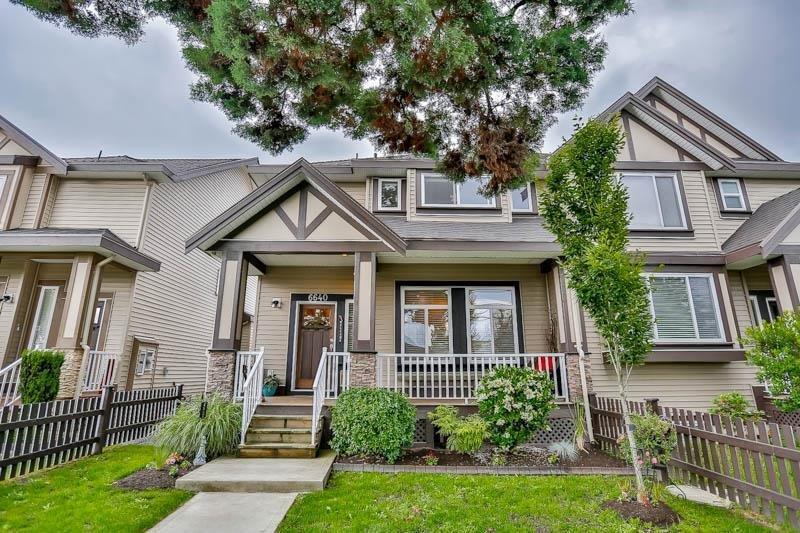 R2082171 - 6640 184 STREET, Cloverdale BC, Surrey, BC - 1/2 Duplex