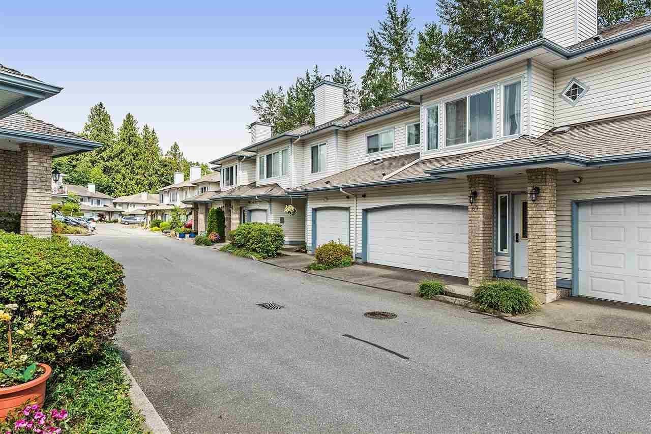 R2082190 - 67 21579 88B AVENUE, Walnut Grove, Langley, BC - Townhouse