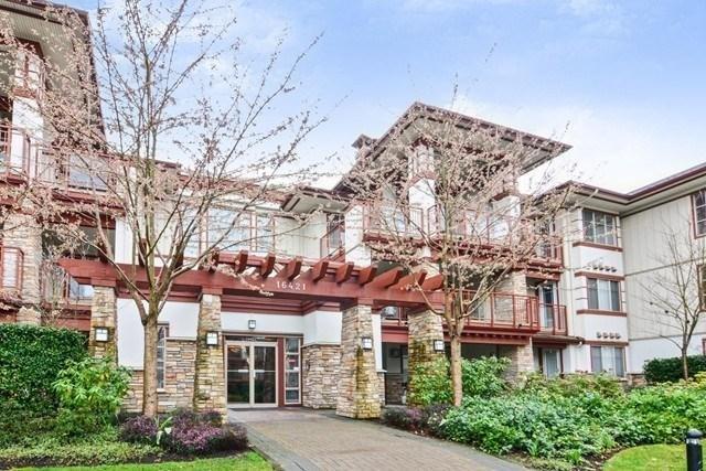 R2082191 - 306 16421 64 STREET, Cloverdale BC, Surrey, BC - Apartment Unit