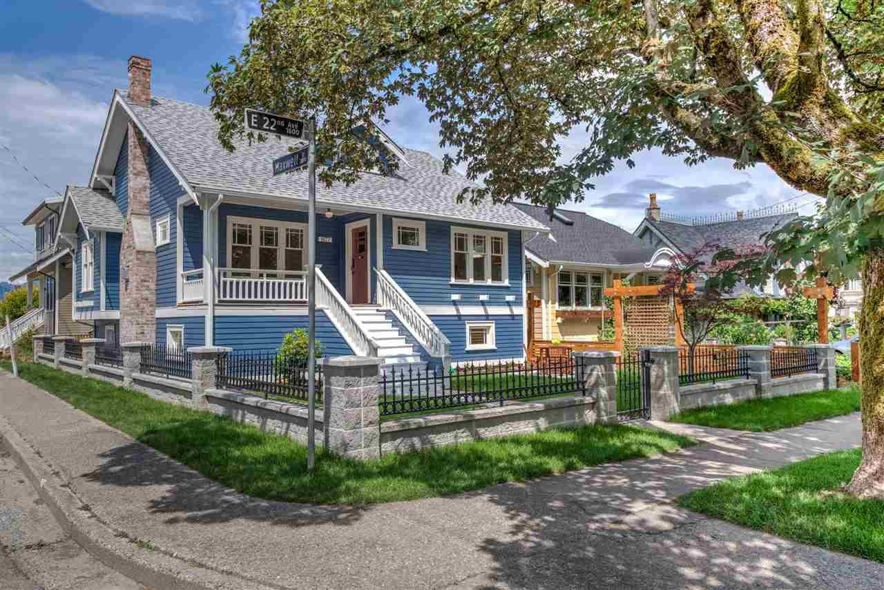 R2082427 - 1677 E 22ND AVENUE, Victoria VE, Vancouver, BC - House/Single Family