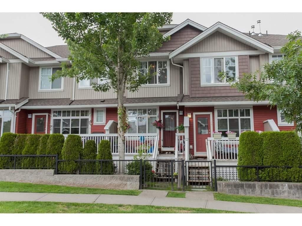 R2082493 - 25 19455 65 AVENUE, Clayton, Surrey, BC - Townhouse