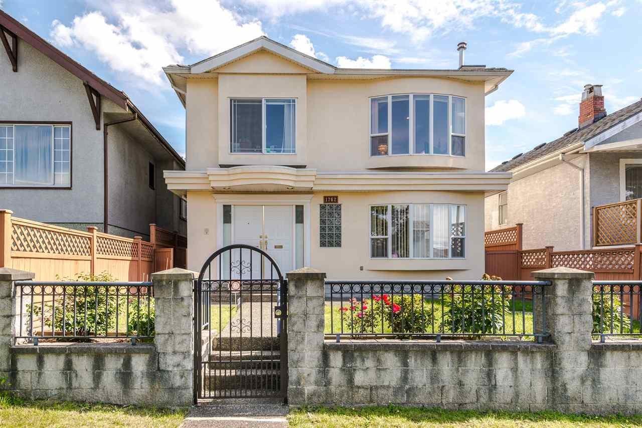 R2082495 - 1762 E 35TH AVENUE, Victoria VE, Vancouver, BC - House/Single Family