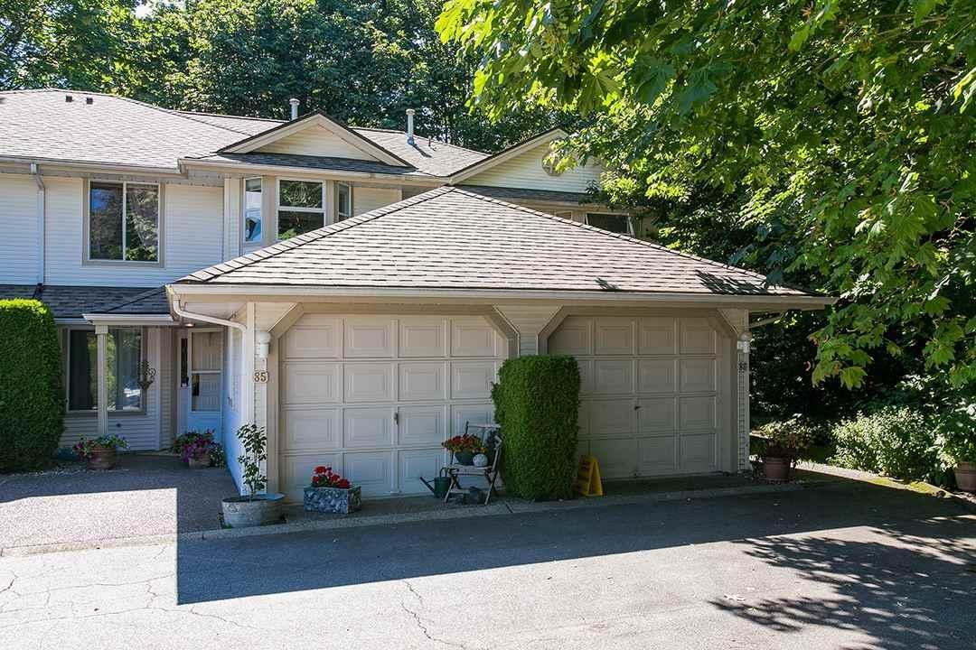 R2082529 - 85 9045 WALNUT GROVE DRIVE, Walnut Grove, Langley, BC - Townhouse