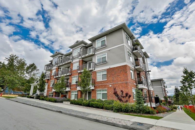R2082755 - 317 6480 195A STREET, Clayton, Surrey, BC - Apartment Unit