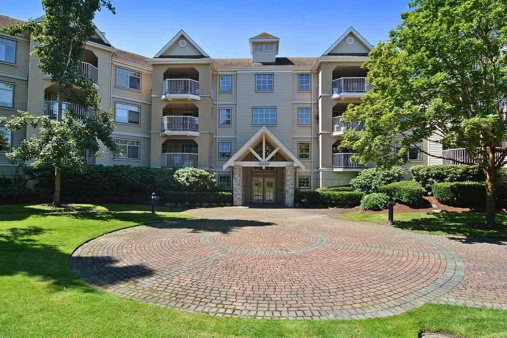 R2082819 - 102 20894 57TH AVENUE, Langley City, Langley, BC - Apartment Unit