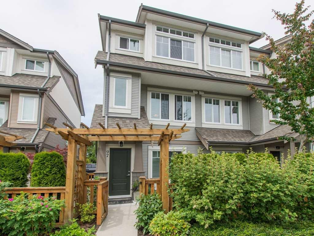 R2082825 - 97 8251 209B STREET, Willoughby Heights, Langley, BC - Townhouse