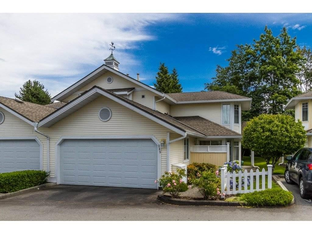 R2082826 - 145 8737 212 STREET, Walnut Grove, Langley, BC - Townhouse