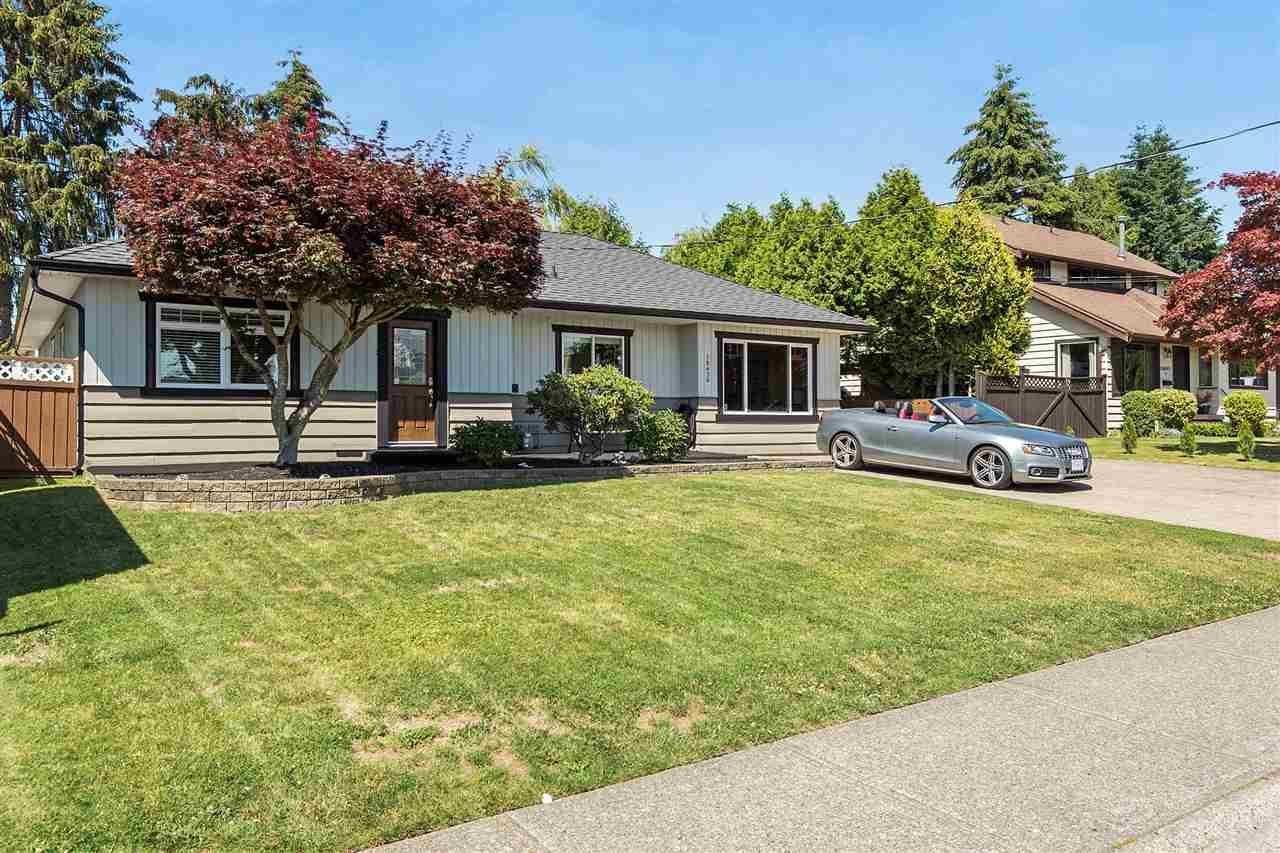 R2083177 - 18439 58 AVENUE, Cloverdale BC, Surrey, BC - House/Single Family