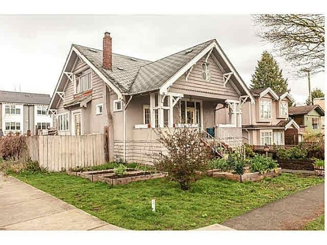 R2083321 - 1727 E 22ND AVENUE, Victoria VE, Vancouver, BC - House/Single Family
