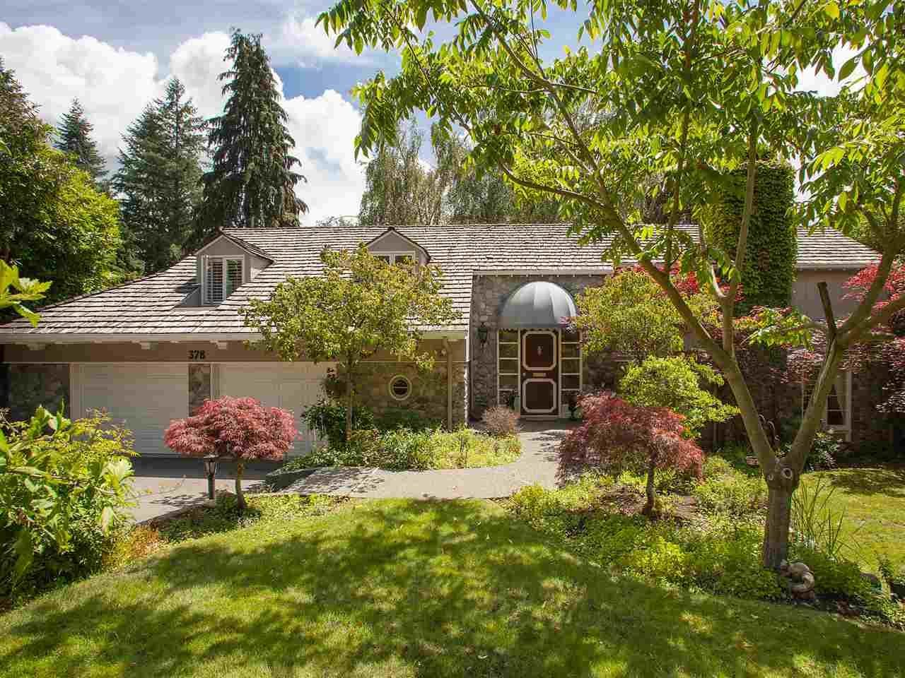 R2083497 - 378 STEVENS DRIVE, British Properties, West Vancouver, BC - House/Single Family