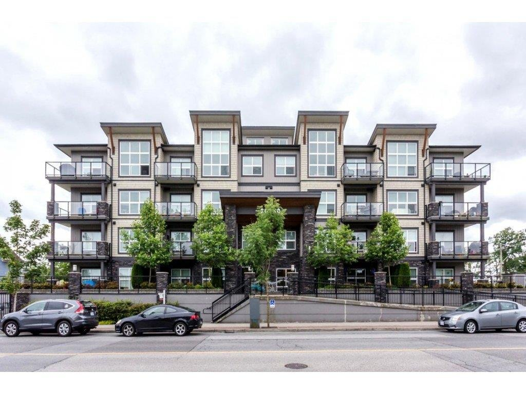R2083715 - 307 20630 DOUGLAS CRESCENT, Langley City, Langley, BC - Apartment Unit