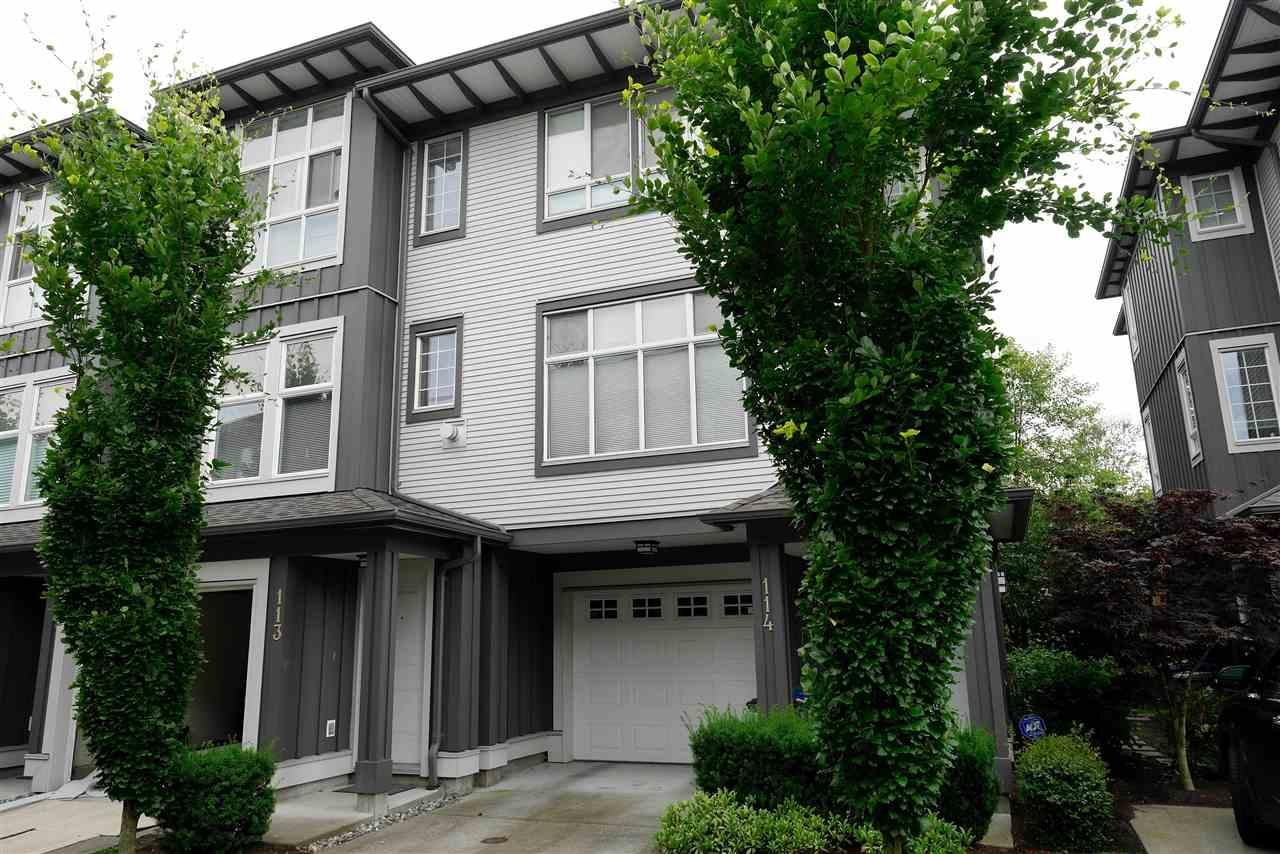 R2084636 - 113 18777 68A AVENUE, Clayton, Langley, BC - Townhouse