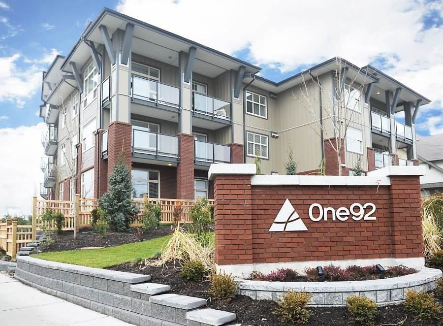 R2084750 - 110 19201 66A AVENUE, Clayton, Surrey, BC - Apartment Unit