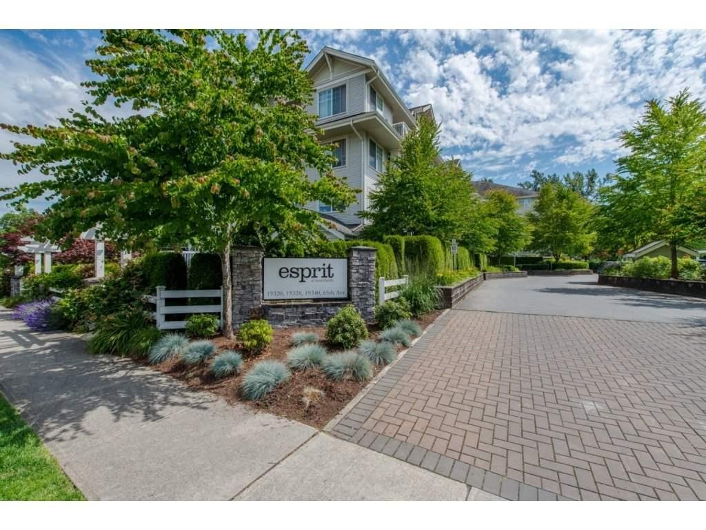 R2084871 - 109 19320 65 AVENUE, Clayton, Surrey, BC - Apartment Unit