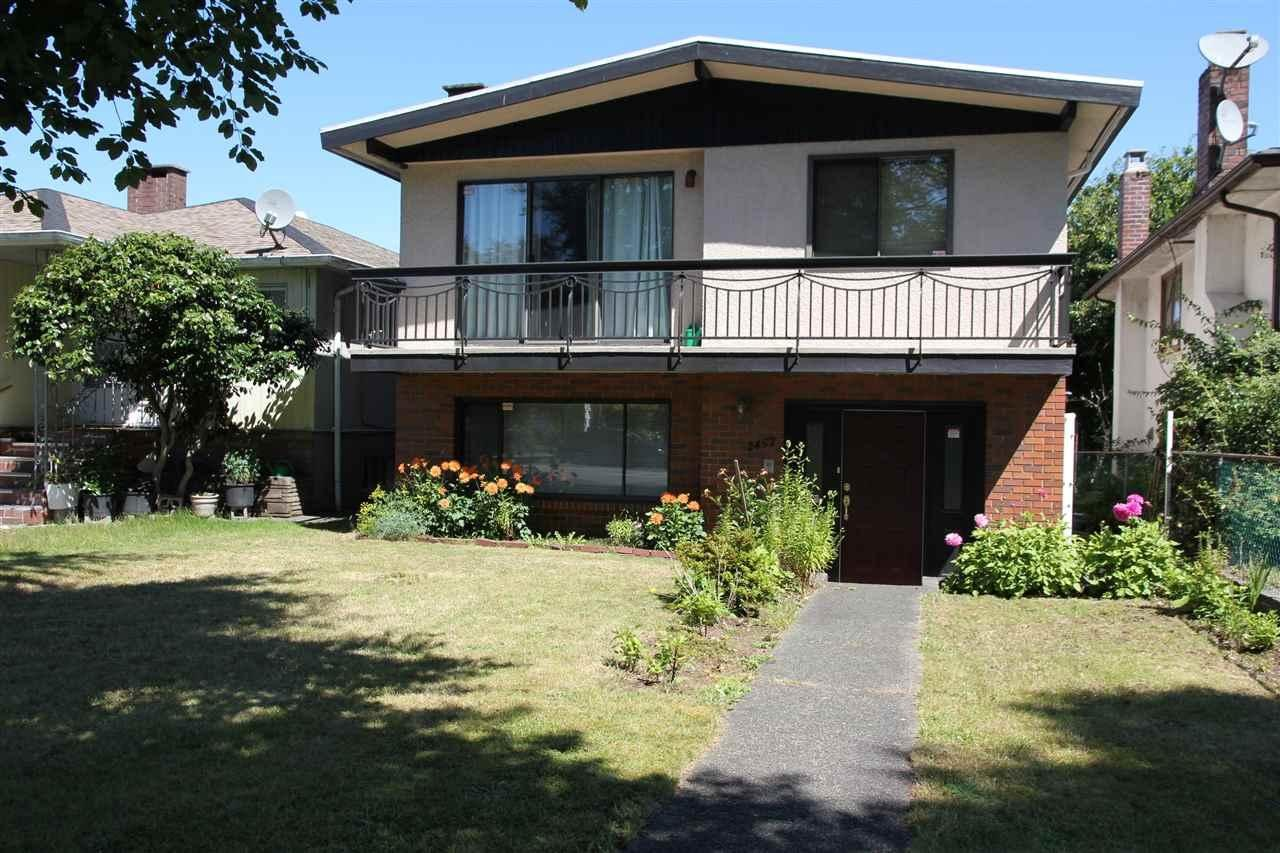 R2085342 - 2457 MCGILL STREET, Hastings East, Vancouver, BC - House/Single Family