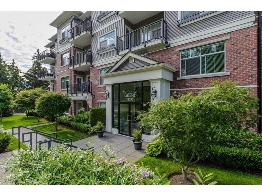 R2085373 - 405 19530 65 AVENUE, Clayton, Surrey, BC - Apartment Unit