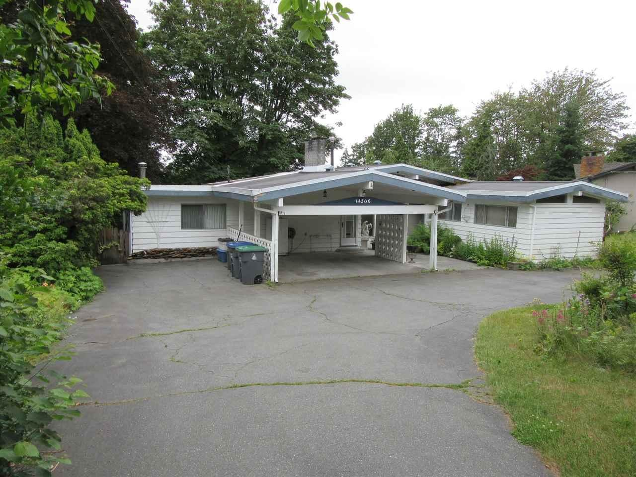 R2085403 - 14306 55A AVENUE, Sullivan Station, Surrey, BC - House with Acreage