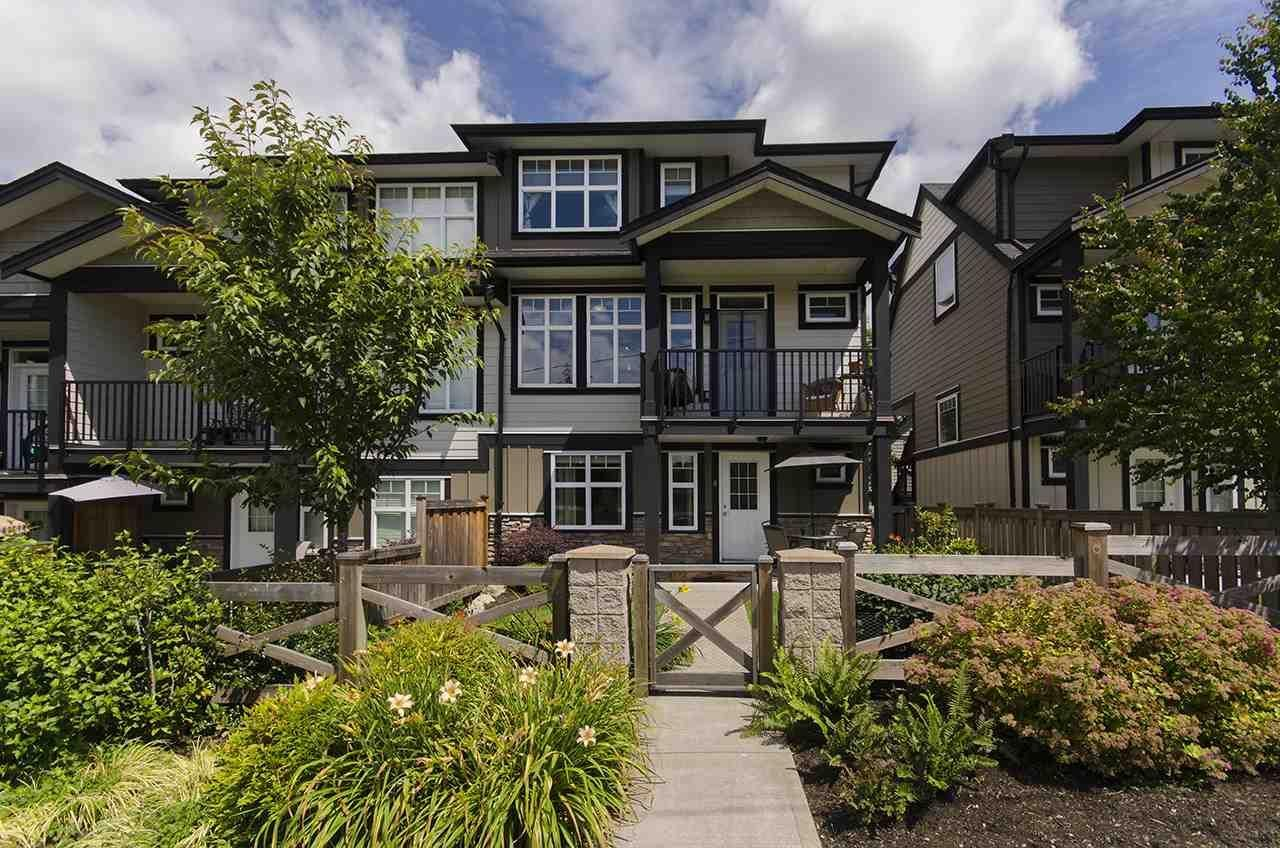 R2085435 - 8 6350 142 STREET, Sullivan Station, Surrey, BC - Townhouse