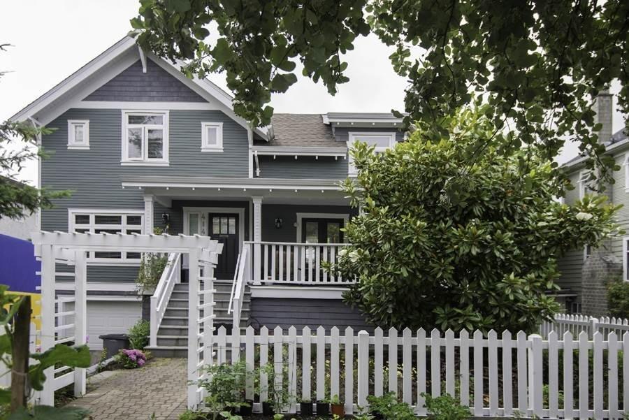 R2085439 - 4147 PRINCE ALBERT STREET, Fraser VE, Vancouver, BC - House/Single Family