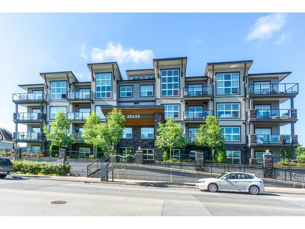 R2085827 - 404 20630 DOUGLAS CRESCENT, Langley City, Langley, BC - Apartment Unit