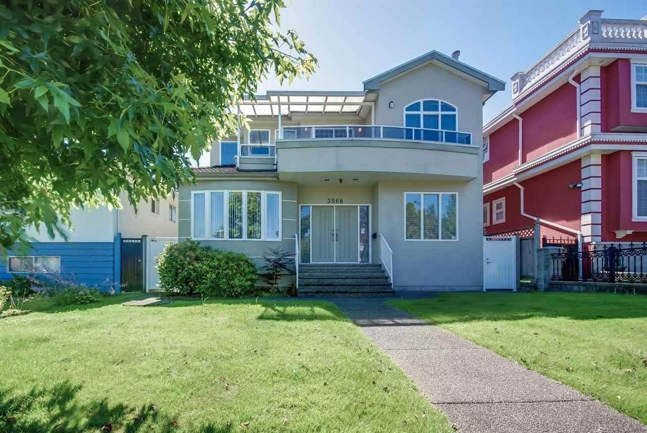 R2086176 - 3568 FALAISE AVENUE, Renfrew Heights, Vancouver, BC - House/Single Family