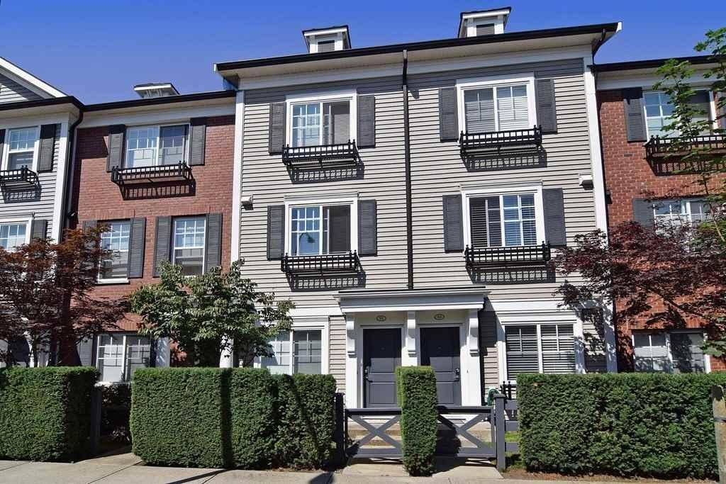 R2087048 - 95 7233 189 STREET, Clayton, Surrey, BC - Townhouse