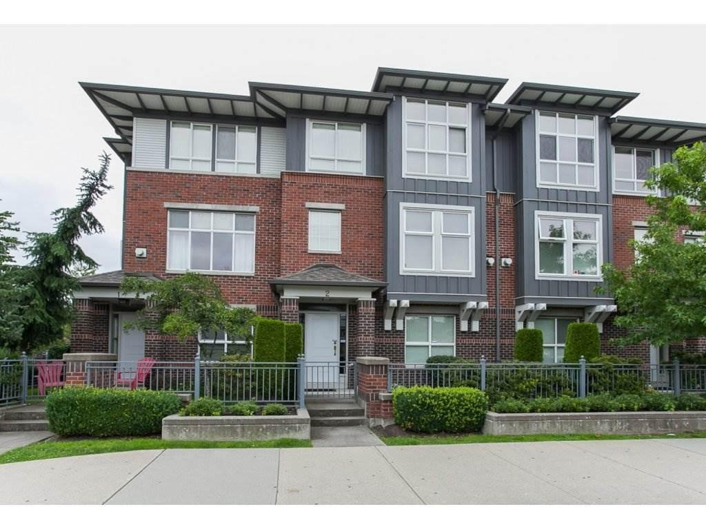 R2087117 - 2 18777 68A AVENUE, Clayton, Surrey, BC - Townhouse