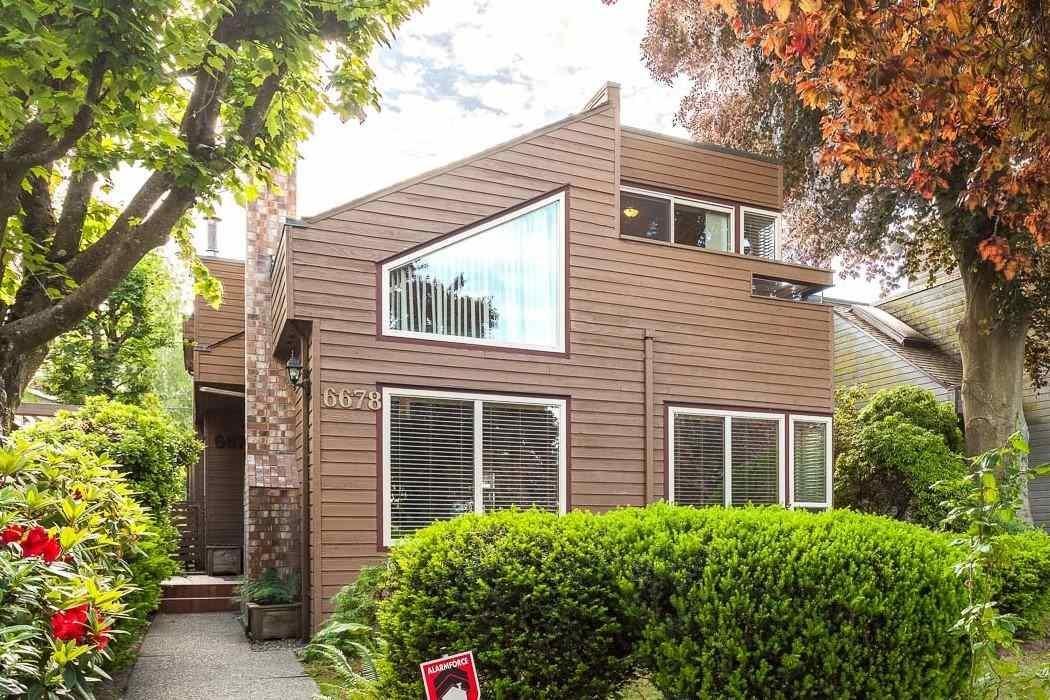 R2087355 - 6678 VINE STREET, S.W. Marine, Vancouver, BC - House/Single Family