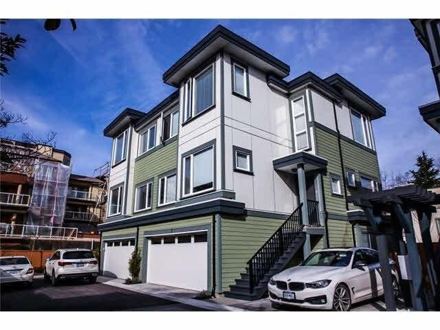 R2087535 - 1 7251 ST. ALBANS ROAD, Brighouse South, Richmond, BC - Townhouse