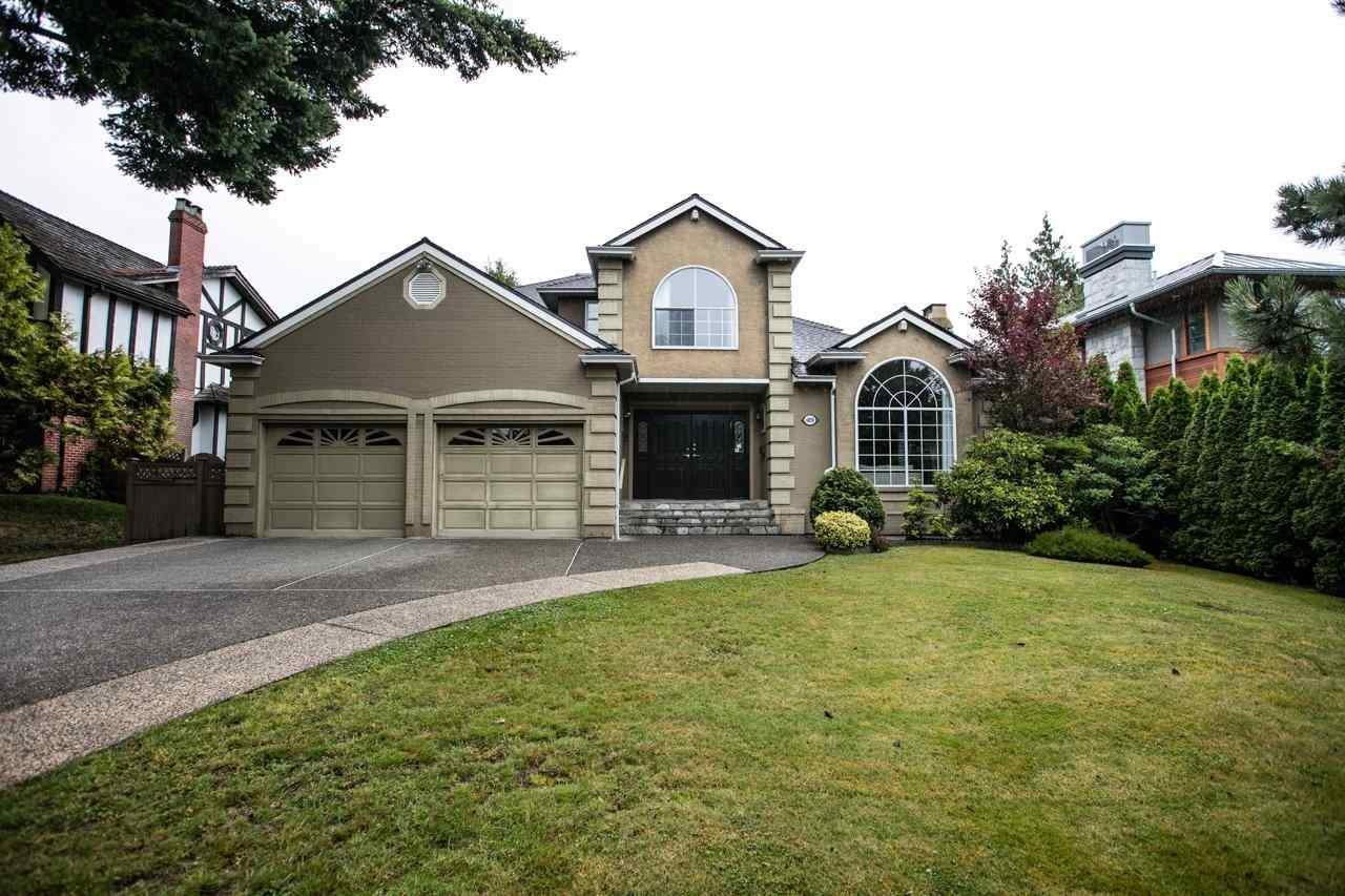 R2088831 - 6850 BEECHWOOD STREET, S.W. Marine, Vancouver, BC - House/Single Family
