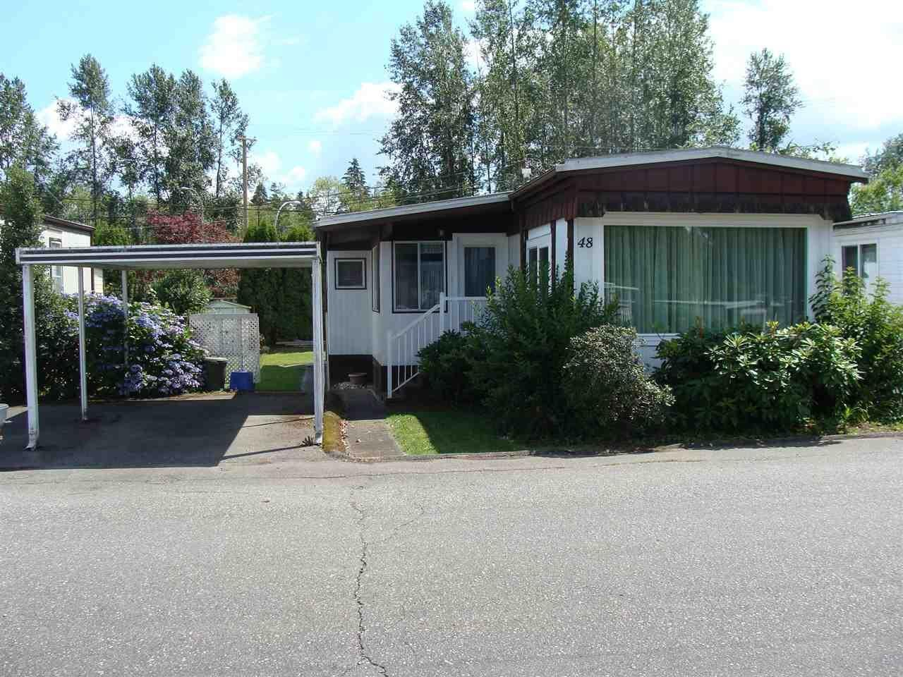 R2088911 - 48 4426 232 STREET, Salmon River, Langley, BC - Manufactured