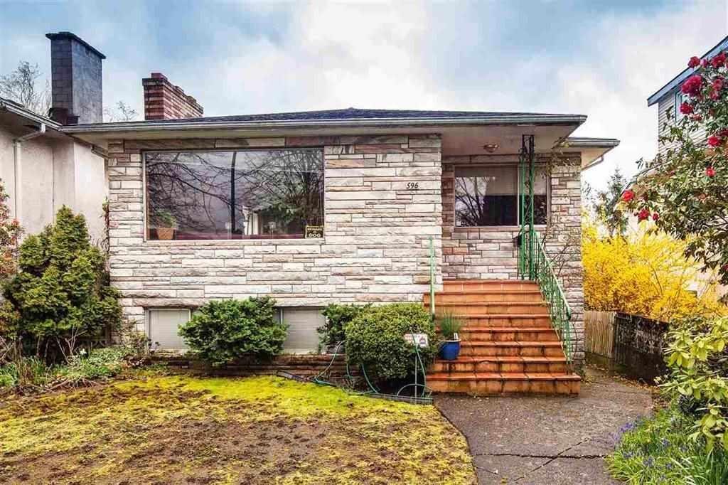 R2088965 - 596 E 46TH AVENUE, Fraser VE, Vancouver, BC - House/Single Family