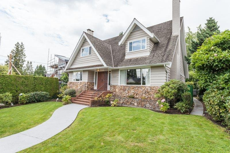 R2089188 - 2007 W 53RD AVENUE, S.W. Marine, Vancouver, BC - House/Single Family